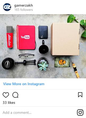 GamerZakh on Instagram