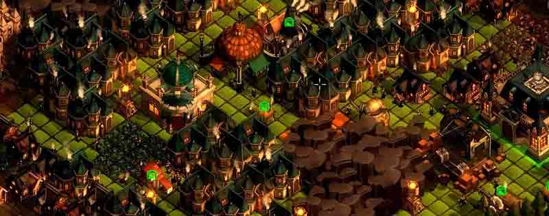 A base in the video game, They Are Billions - Writing by GamerZakh