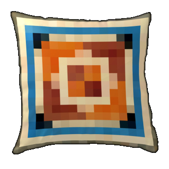 Plaza Pillow